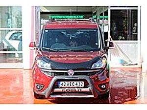 2019 HATASIZ BOYASIZ 42 BİN KM DE FİAT DOBLO 1.6 PREMİO PLUS Fiat Doblo Combi 1.6 Multijet Premio Plus