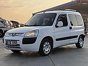 KURT OTOMOTİVDEN SATLIK 2007 model Peugeot HATASIZ BOYASIZ Peugeot Partner 1.9 Kombi