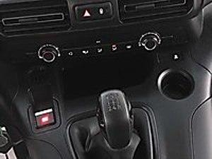 TEKİNDAĞ dan 2019 MODEL -  YENİ CİTROEN BERLİNGO FEEL STİL  - Citroën Berlingo 1.6 BlueHDI Feel