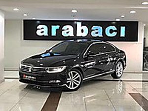 2016 PASSAT 2.0TDİ HİGHLİNE OTOMOTİK İÇİ BEJ ARABACI OTOMOTİV Volkswagen Passat 2.0 TDI BlueMotion Highline