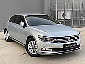 2017 109 BİNDE HATASIZ BOYASIZ DSG F1 VİTES SERVİS BAKIMLI  Volkswagen Passat 1.6 TDI BlueMotion Trendline