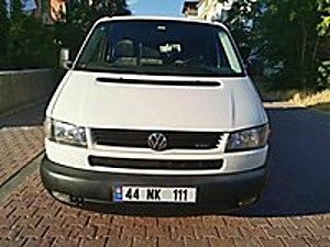ALTAŞ OTO MALATYA 2003 TRASPORTIR 8 1 OTOMOBİL RUHSATLI Volkswagen Transporter 2.5 TDI Camlı Van Comfortline