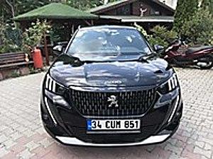 2020 BOYASIZ HATASIZ GTİ LİNE 2008 Peugeot 2008 1.2 PureTech GT Line
