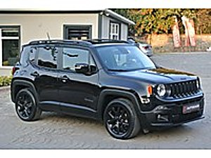 2017 Renegade NightEagle   Hatasız  Cam Tavan  Mercekli Far Jeep Renegade 1.6 Multijet Night Eagle