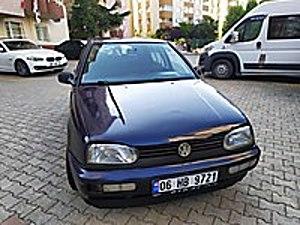 TEMİZ 1996 GOLF 1.6 CL OTOMATİK VİTES Volkswagen Golf 1.6 CL