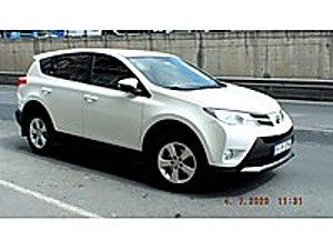 SAHİBNDEN RAV4 MASRAFSIZ DİZEL MANUEL Toyota RAV4 2.0 D-4D