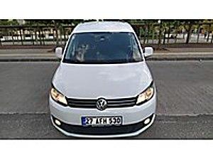 hatasız isteyene bakımlı Volkswagen Caddy 2.0 TDI Sportline
