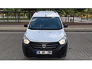 2015 iki boyalı masrafsız Dacia Dokker 1.5 dCi Ambiance