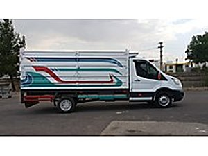 BOYASIZ HATASIZ 2015 MODEL KAMYON RUHSATLI 5200 KG KANTAR BASARI FORD TRUCKS TRANSIT 350 ED
