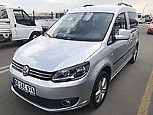 İLK SAHİBİNDEN 2.0 TDİ 140 HP 1.SINIF TEMİZLİKTE Volkswagen Caddy 2.0 TDI Sportline