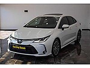 2019 Sanruf hayalet gösterge 13.000 kmde sıfır ayarında Toyota Corolla 1.6 Passion X-Pack