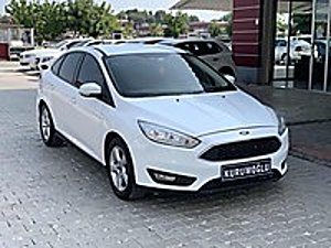 2014 Model Yeni Kasa Focus Trend X Hasar Kayıtsz Sedan 165 binde Ford Focus 1.6 TDCi Trend X