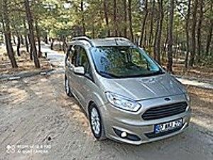 HATASIZ BOYASIZ KEMER OTOMOTİV DEN Ford Tourneo Courier 1.6 TDCi Titanium