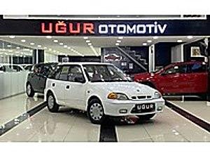 UĞUR DAN .OPSİYONLANMIŞTIR. 2000 SWİFT 1.3 TAM OTOMATİK LPG Lİ Suzuki Swift 1.3 GLX