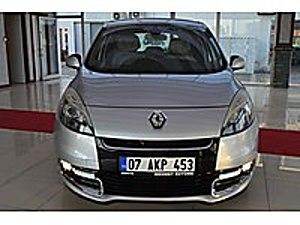 MEHMET ÖZTÜRK OTOMOTİV DEN 2012 RENAULT-SCENİC-HATASIZ-EDC Renault Scenic 1.5 dCi Privilege