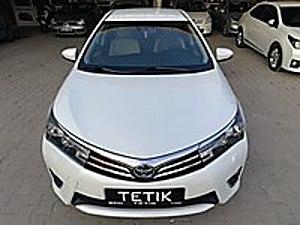2014 COROLLA 1.4D PREMİUM BOYASIZ Toyota Corolla 1.4 D-4D Premium