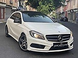 GRİ MOTORS-2014 A180 CDİ AMG CAM TAVAN GECE PAKETİ 95000 Mercedes - Benz A Serisi A 180 CDI BlueEfficiency AMG