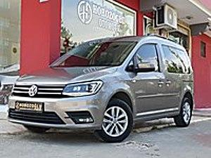 HOROZOGLUNDAN HATASIZ CADY OTOMATİK EXCUTİ FUL PAKET LEDLİ Volkswagen Caddy 2.0 TDI Exclusive
