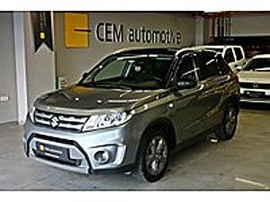 CEMautomotive-BOYASIZ-2017 SUZUKİ VİTARA 1.6 OTOMATİK-ÇİFT RENK Suzuki Vitara 1.6 GL Plus