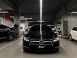 Bayii-Sunroof-4Matıc-Amg-Isıtma-Çift Hafıza-Ahşap-G.G.Kamera Mercedes - Benz CLS 350 CDI AMG
