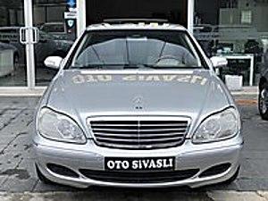 MERCEDES S 350 L 125.000 KM DE BAYİ ÇIKIŞLI Mercedes - Benz S Serisi S 350 350 L