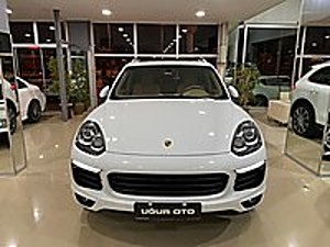BAYİİ ÇIKIŞLI 2014 MAKYAJLI 262 Hp CAYENNE BOYASIZ 64.000 KM Porsche Cayenne 3.0 Diesel