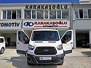 Karakaşoğlu Otomotivden 2018 Ford Transit 350L PİKAP 2.0 ECOBLUE Ford Trucks Transit 350 L