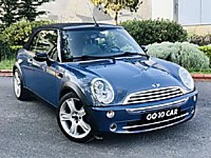 EMSALSİZ 2006 MODEL COOPER CABRİO 125.000 KM OTOMATİK Mini Cooper 1.6 Cabrio
