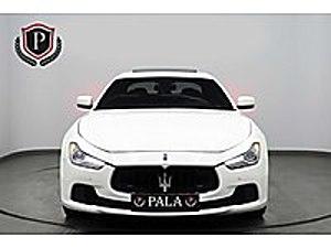 PALA OTO   FERMAS ÇIKIŞLI İÇİ KIRMIZI 45.000 KM HATASIZ BOYASIZ Maserati Ghibli 3.0
