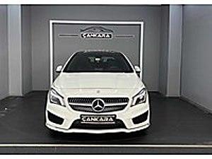 ÇANKARA DAN 2014 CLA 180 CDI AMG 7G- DCT PANORAMİK LED XENON Mercedes - Benz CLA 180 d AMG
