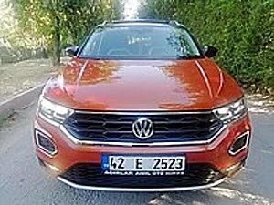 AĞIRLAR ANIL OTOMOTİV DEN 2020 VOLKSWAGEN T-ROC 1.5 HIGHLINE Volkswagen T-Roc 1.5 TSI Highline