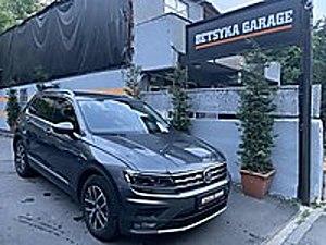 BETSYKA GARAGE-2019 TIGUAN 1.5TSI COMFORTLİNE  6.000KM  BOYASIZ Volkswagen Tiguan 1.5 TSI  Comfortline