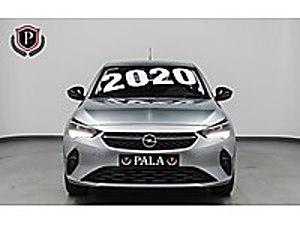 PALA OTO  2020 NEW CORSA 1.5D EDİTİON LED DİREKSİYON ISITMA HE Opel Corsa 1.5 D Edition