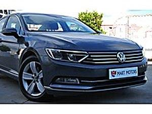 MART MOTORS DAN DİZEL OTOMATİK COMFORT Volkswagen Passat 1.6 TDI BlueMotion Comfortline