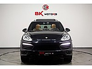 BK MOTORs 2013 CAYENNE 3.0 DİESEL  Sport Dizayn BOYASIZ TR TEK Porsche Cayenne 3.0 Diesel