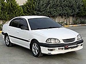 TANIŞMAN OTOMOTİVDEN 1998 TOYOTA AVENSİS 2.0 SOL OTOMATİK VİTES Toyota Avensis 2.0 Sol