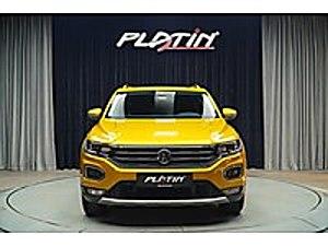 2020 VW T-ROC HIGHLINE 1.5 TSI DSG PANAROMİK HAYALET LED CARPLAY Volkswagen T-Roc 1.5 TSI Highline
