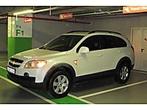 2012 CAPTİVA HATASIZ BOYASIZ 5 KİŞİLİK ORJİNAL Chevrolet Captiva 2.0 D LT Medium