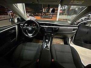 2016 Corolla 1.4 Dizel Otomotik Vites Touch Paket 79.000km de Toyota Corolla 1.4 D-4D Touch