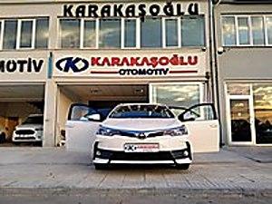 Karakaşoğlu Otomotivden 2018 Toyota Corolla 1.4D Dizel Otomatik Toyota Corolla 1.4 D-4D Touch