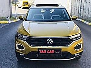 Pazartesiye kadar OPSİYONLU.. Volkswagen T-Roc 1.5 TSI Highline