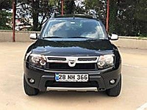 4X4 LAURATE 110 BG HATASIZ BOYASIZ ÇİZİKSİZ KİLOMETRE  36.000 DE Dacia Duster 1.5 dCi Laureate