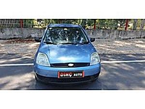 DİNÇ AUTO dan 2004 FİESTA 1.4 TDCİ COMFORT SIFIR MOTOR 196.000KM Ford Fiesta 1.4 TDCi Comfort
