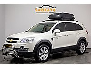 2012 MODEL CAPTİVA 2.0 HİGH FULL HATASIZ - BOYASIZ 112.000 KM Chevrolet Captiva 2.0 D LT High