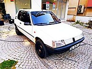 full orjınal cok temız Peugeot 205 1.1 XR