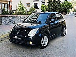 2007 MODEL MT4x4 MÜKEMMEL EKONOMİK SERVİS BAKIMLI Suzuki Swift 1.3 MT 4x4