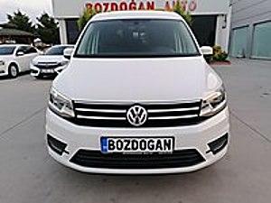 2018 MODEL CADDY 2.0 TDİ COMFORTLİNE DSG Volkswagen Caddy 2.0 TDI Comfortline