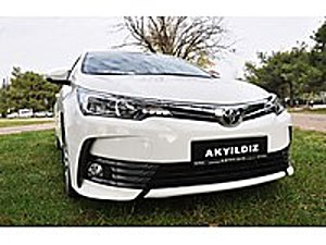 2017 COROLLA TOUCH HATASIZ-YENİ KASA-DİZEL-OTOMATİK-59 822KM  Toyota Corolla 1.4 D-4D Touch