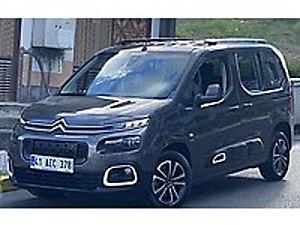 ARDIÇ OTO DAN 2019 MODEL EN SON KASA SIFIR AYARINDA BERLİNGO FUL Citroën Berlingo 1.6 BlueHDI Feel