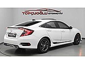 TOPÇUOĞLU OTOMOTİV DEN 2020 SIFIR HONDA CIVIC ECO ELEGANCE Honda Civic 1.6i VTEC Eco Elegance